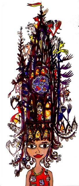 TowergirlBlackJetPrint25x11_06