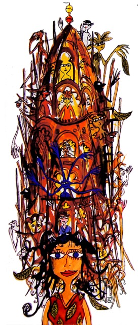 TowergirlIndiaJetPrint25x11_06